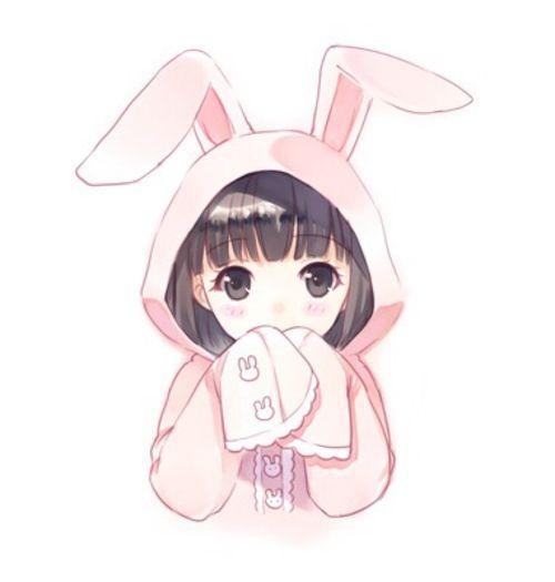 kawaii, cute, and anime image Nhân Vật Anime, Cô Gái Phim Hoạt Hình