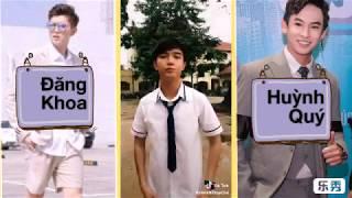 Tik tok hai chàng soái ca đóng trong phim gđ là số 1 Việt Nam l Đăng khoa & Huỳnh Quý