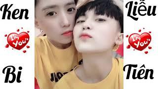 Tik tok hai gặp tomboy dễ thương nhất l Ken - Bi & Liễu - Tiên