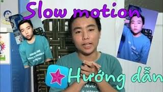 Hướng Dẫn Quay Slow Motion Tik Tok và mã Code (How to slow motion Tik Tok)  - Cao Hữu Duy Official