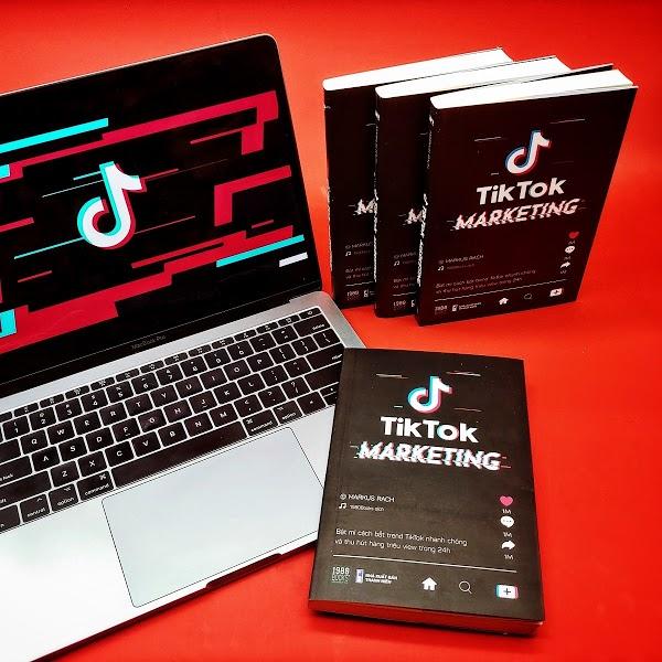 Sách TikTok Marketing- Cuốn sáchđầu tiêntạiViệt Nam