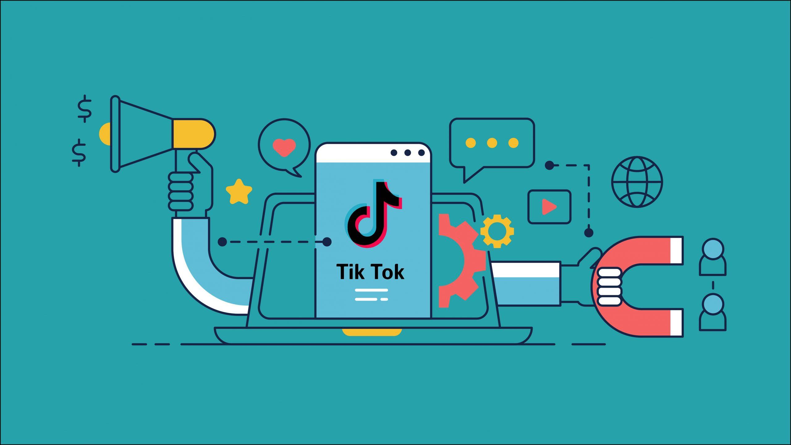 TikTok mở Shop cơ hội cho bán lẻ cho bạn