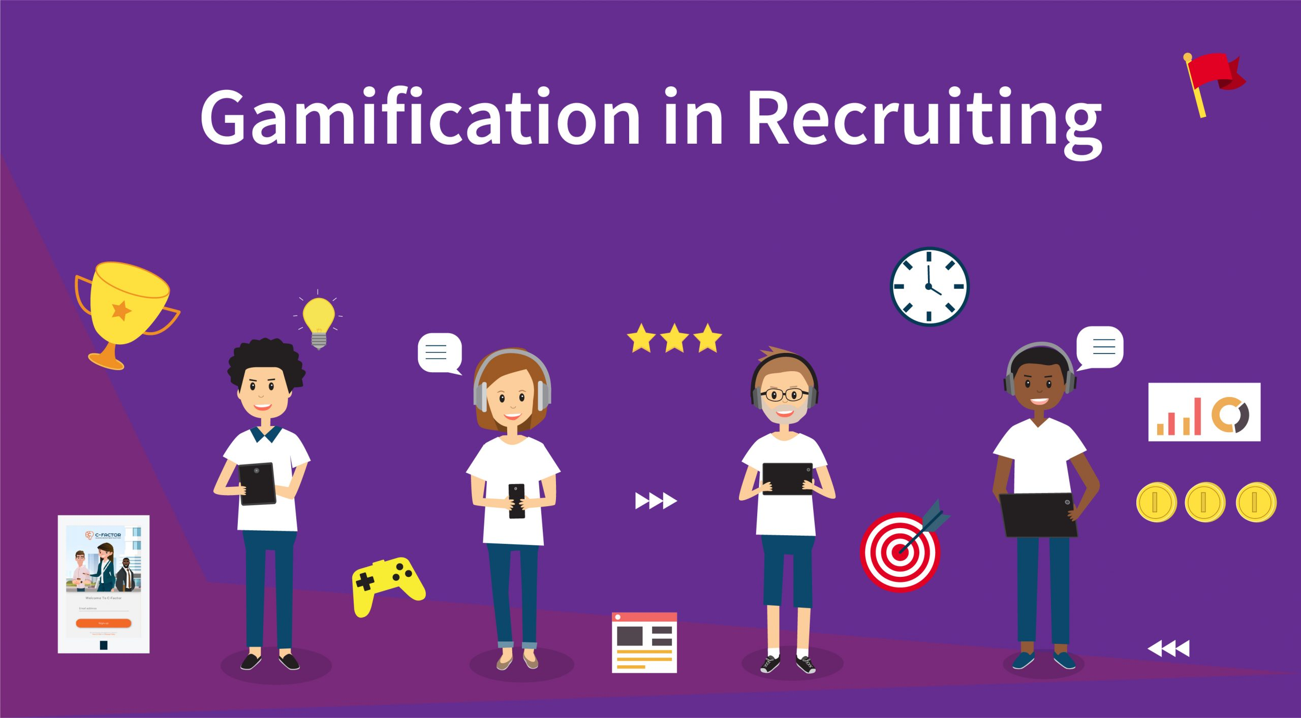 Gamification in Recruiting: Everything You Need to Know